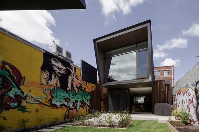 Fitzroy House by John Wardle Architects.