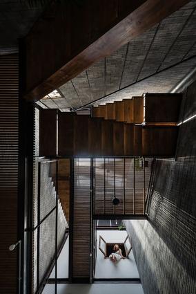 Zen House, Vietnam, designed by HA.