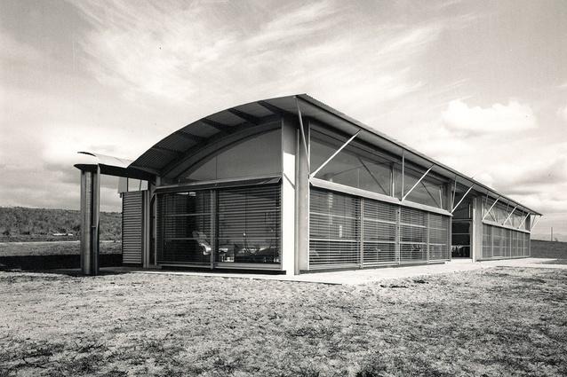 Magney House, Bingie Bingie – Glenn Murcutt.