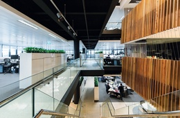 2015 Australian Interior Design Awards: Sustainability Advancement