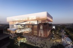 "Hassell, OMA reveal ""bold and distinctive"" designs of new WA Museum"