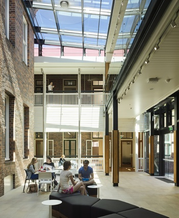 Whitty Building Redevelopment Project by Conrad Gargett.