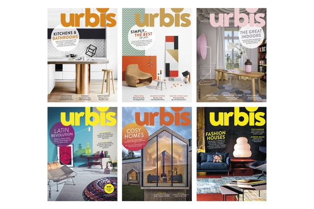<em>Urbis</em> magazine subscription | $68 from 
