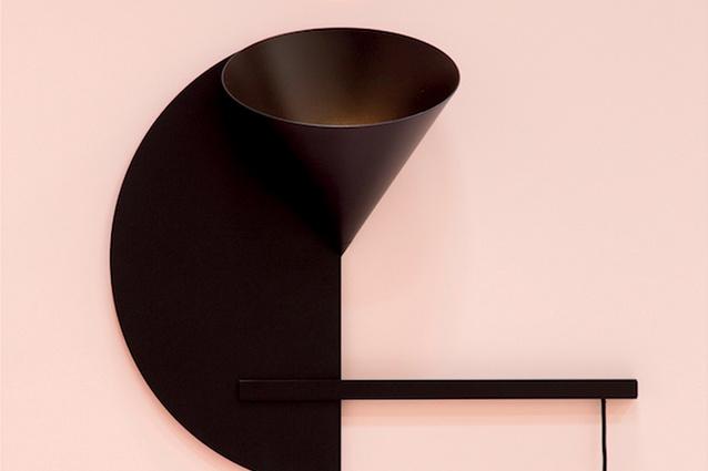 Cirkel wall light by Daphna Laurens.