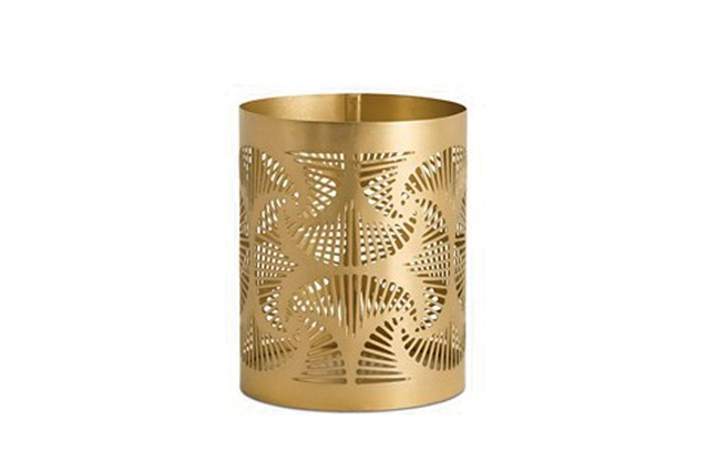 Art Deco Tealight Holder $32 | from <a 