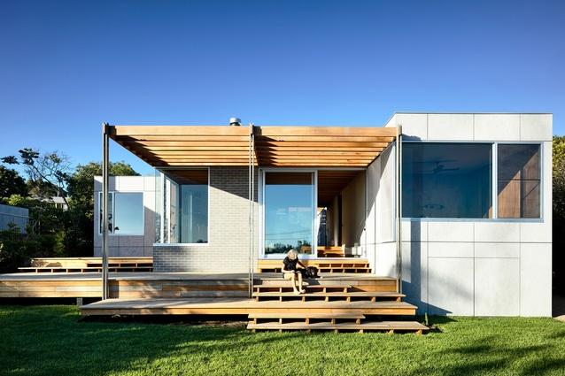 Seaberg by Kerstin Thompson Architects.