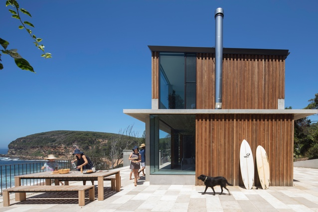 Macmasters Beach House by Polly Harbison.