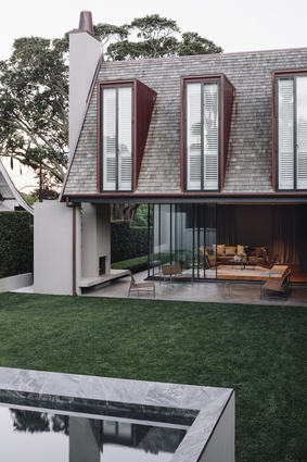 Housing Award: Omahu Road, Remuera by Fearon Hay Architects.