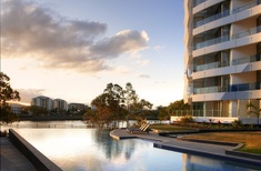 Brisbanes Waters Edge development complete 