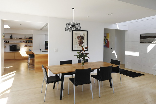 Meadowbank Kitchen By Godward Guthrie Architecture