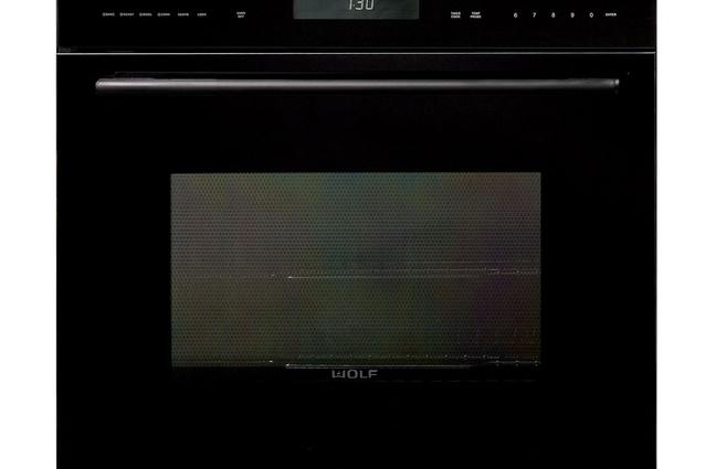 Wolf E Series oven.