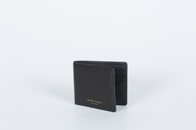 Mr Flip wallet.
