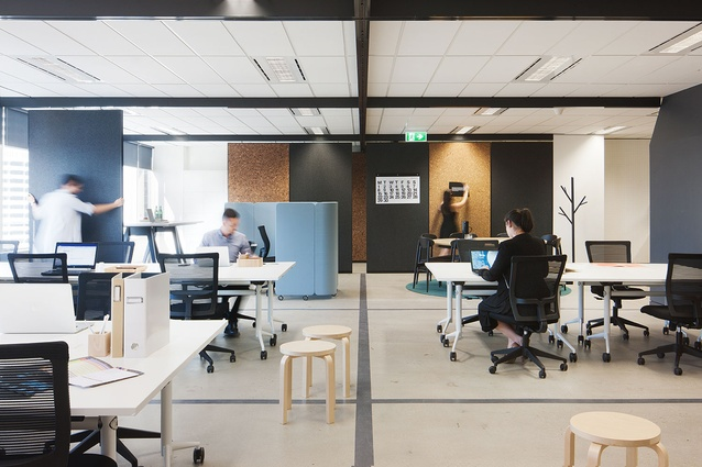Dexus Sydney office.