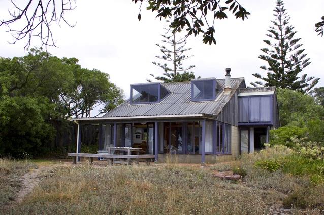 Enduring Architecture winner: Karewa Parade House, Papamoa by David Page Architect (1972).