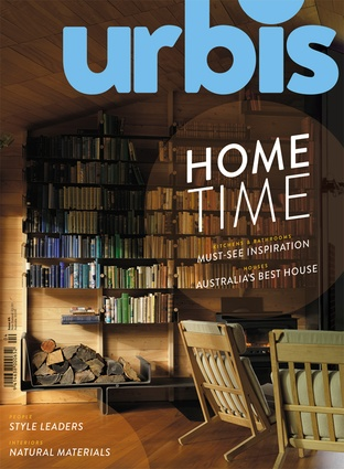 6. Subscribe Dad to Urbis in print or digital and keep him up to date with the latest in stylish interiors, design objects, people, cars and technology. bit.ly/SVJPAg