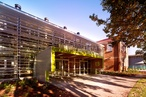 Suters Architects uses Boral Timber in UWS Climate Change Research Facility