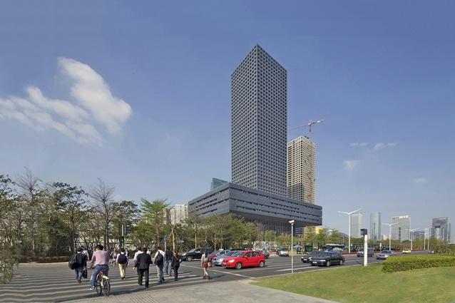 Shenzhen Stock Exchange.