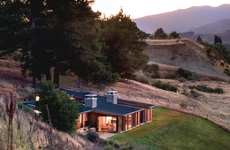 Cardrona River House