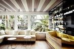 Stylish restaurant interiors