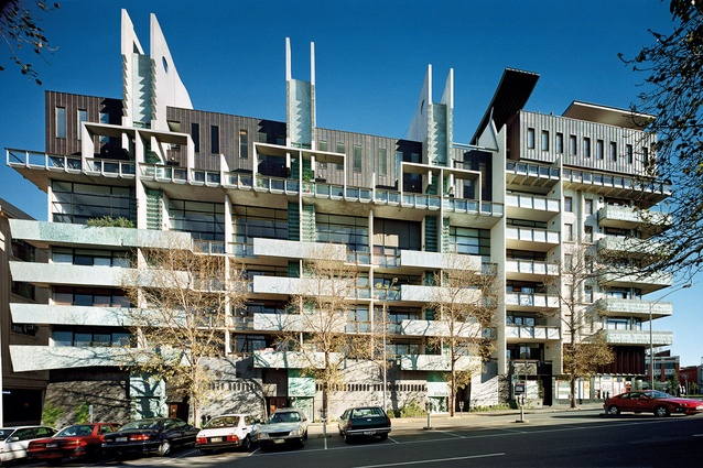 Urban housing in melbourne architectureau for Urban design architects melbourne