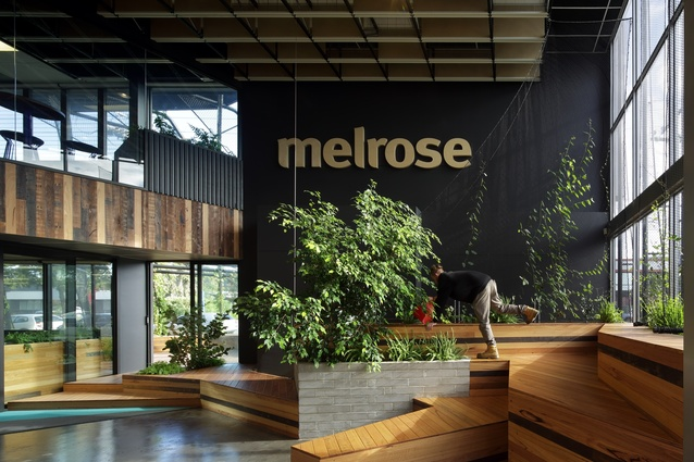 Melrose Health by BENT Architecture.