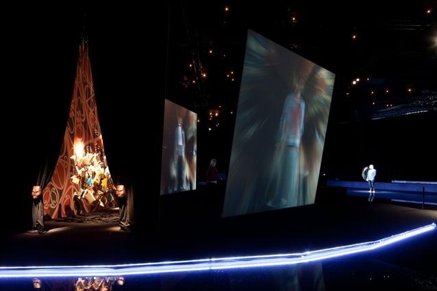 Pavilion for Frankfurt Book Fair wins Supreme Award at the 2013 Interior Awards