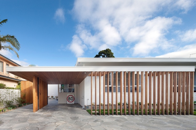 Kate's House by Bower Architecture.