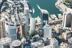 Crone and Kengo Kuma and Associates win design competition for Wanda Vista hotel in Circular Quay