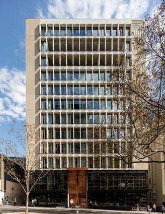QT Melbourne by Candalepas Associates.