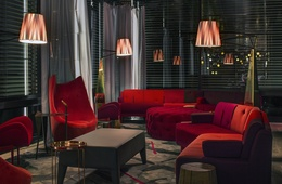 2014 Australian Interior Design Awards: Hospitality Design