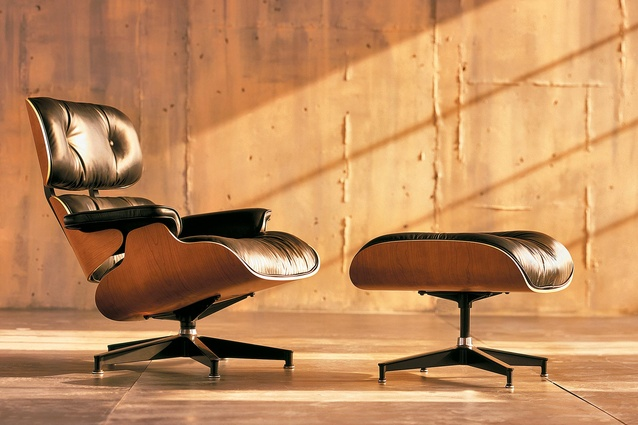 3. Eames Lounge and Ottoman. Dad might 'have everything' but maybe not one of these? The Lounge and Ottoman by Charles and Ray Eames is the epitomy of style and luxury. matisse.co.nz