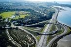 Onewa interchange