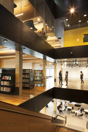 Library at the Dock was awarded Australia's first 6 Star Green Star Public Building Design PILOT rating.