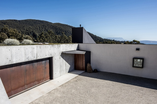 Sunnybanks House by Core Collective Architects.