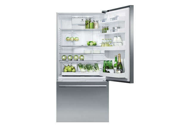 The 900 mm Door Drawer fridge.