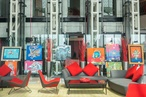 Dubai's Art Hotel