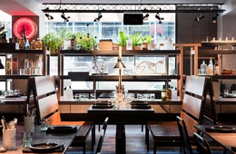 2013 AIDA shortlist: Hospitality Design