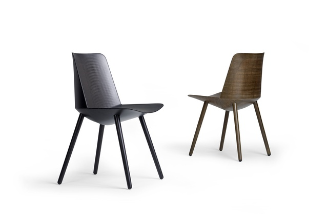 Jin chair by Jin Kuramoto for Offecct.