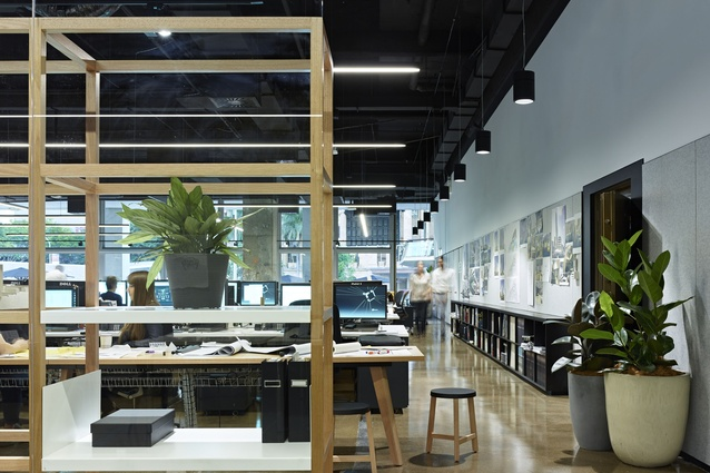 Woods Bagot Brisbane studio by Woods Bagot.