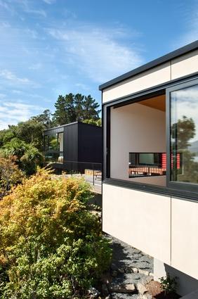 Otago Peninsula House, Dunedin, 2009.