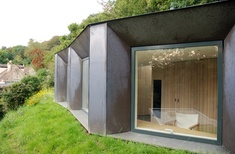 Hot house: Myrtle Cottage Garden Studio