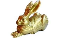 Win an Ottmar Hörl Dürer Hare from Design 55
