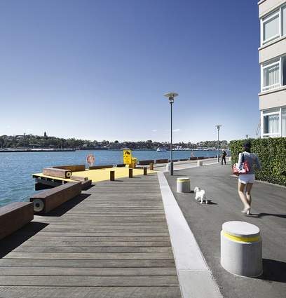 Cadi Park Wharf.