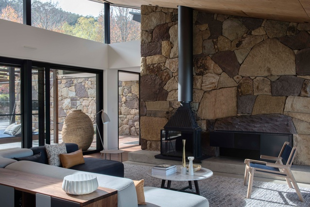 Quarry House by Vitale Design.