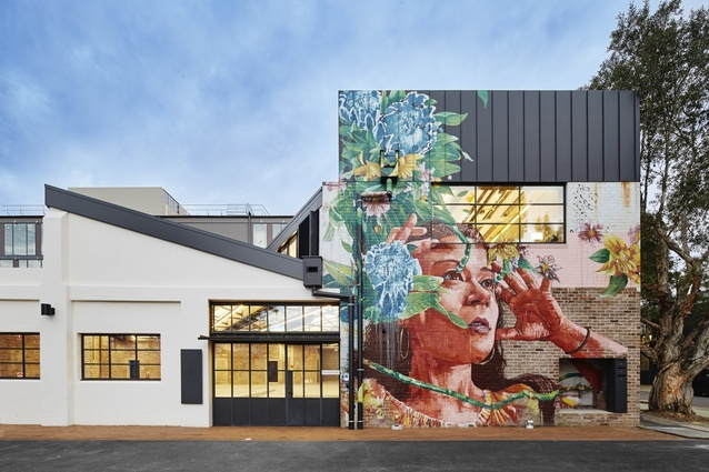13 Bowden by H and E Architects.