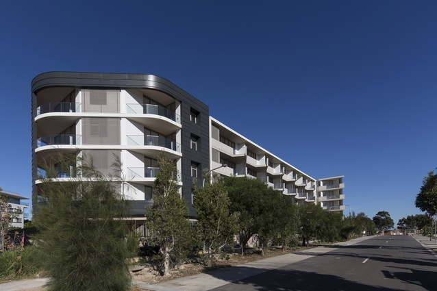 Solis: Little Bay Apartments by Fox Johnston.