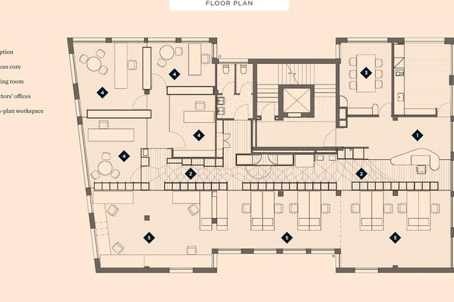 Law Office Floor Plan: Architecture Now