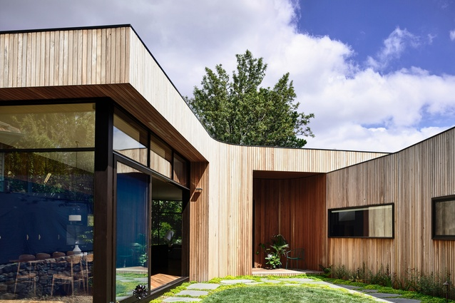 Ivanhoe House by Auhaus Architecture.