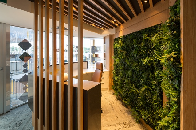 Asbuild Office Fitout by Mode.