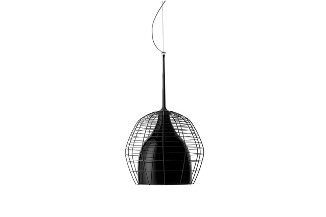 Cage Large Pendant lamp by Diesel Creative Team for Diesel Living | 